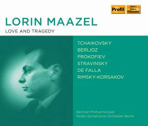 Lorin Maazel: Love And Tragedy