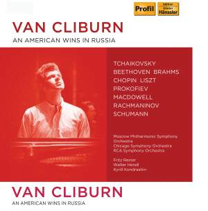 Van Cliburn: An American Wins In Russia