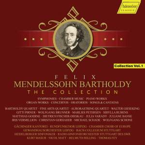 Mendelssohn: The Collection, Vol. 1