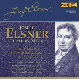 Joseph Elsner: Complete Chamber Music Product Image
