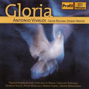 Vivaldi: Gloria, Salve Regina and Stabat Mater