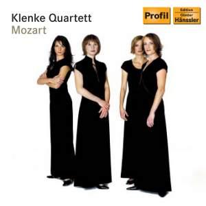 Mozart - String Quartets Nos. 14 & 15