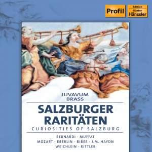 Juvavum Brass: Curiosities of Salzburg