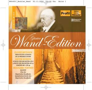 Günter Wand Edition Volume 2