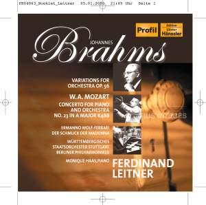 Brahms: Haydn Variations