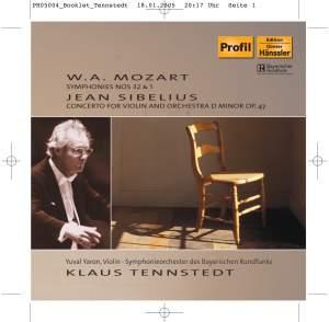 Mozart: Symphonies Nos. 1 & 32