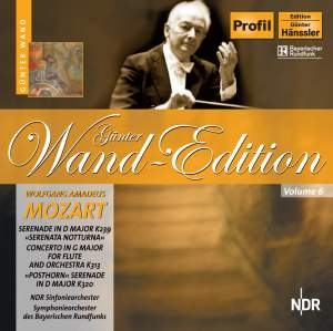 Günter Wand Edition Volume 6