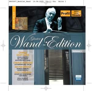 Günter Wand Edition Volume 7