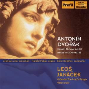 Dvorak & Janacek: Choral Works Product Image