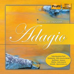 Cd Adagio And Catalogue