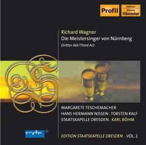Edition Staatskapelle Dresden - Volume 2