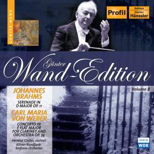 Günter Wand Edition Volume 8