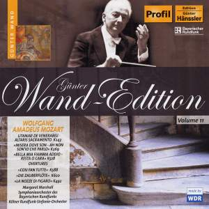 Günter Wand Edition Volume 11