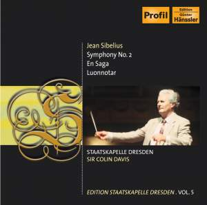 Edition Staatskapelle Dresden - Volume 5