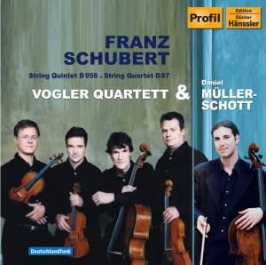 Schubert: String Quintet & String Quartet No. 10
