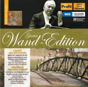 Günter Wand Edition Volume 14