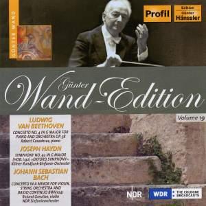 Günter Wand Edition Volume 19