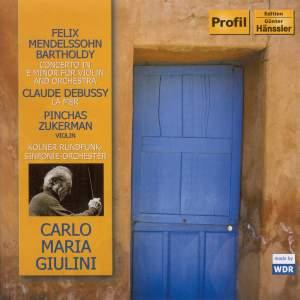 Giulini conducts Mendelssohn & Debussy