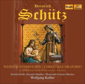 Schütz - Christmas Oratorio