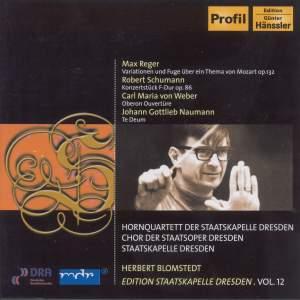 Edition Staatskapelle Dresden - Volume 12