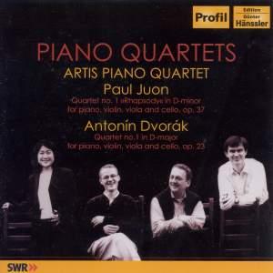 Piano Quartets Product Image