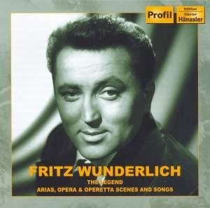 Fritz Wunderlich - The Legend