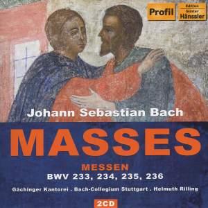 JS Bach: Masses BWV 233, 234, 235, 236
