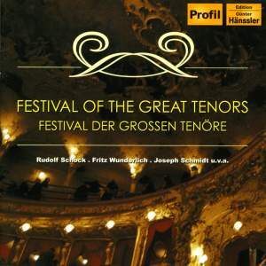 Festival of the Great Tenors (1933-1956)