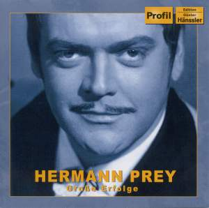 Hermann Prey - A story of success