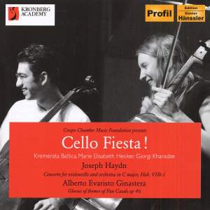 Cello Fiesta!