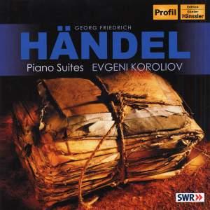 Handel: Keyboard Suites Nos. 3, 4, 7 & 8