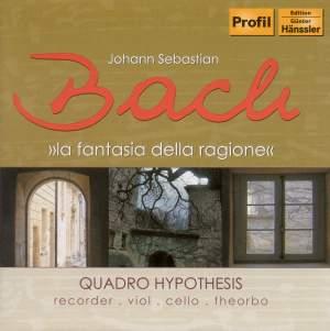 Bach - La fantasia della ragione