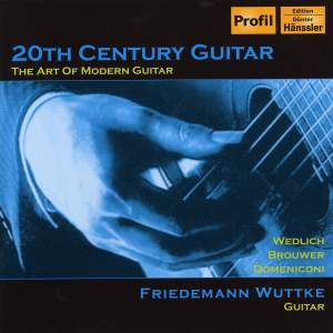 20th Century Guitar - The Art of Modern Guitar