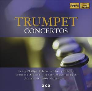 Trumpet Concert: Basch, Wolfgang / Kremer, Pierre – NERUDA, J.B. / ENDLER, J.S. / MOLTER, J.M. / LALANDE M.R. de / WALTER, J.G. / TELEMANN, G.F.