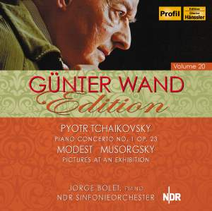 Günter Wand Edition Volume 20