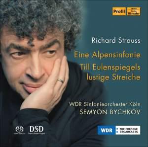 Strauss - Eine Alpensinfonie & Till Eulenspiegels