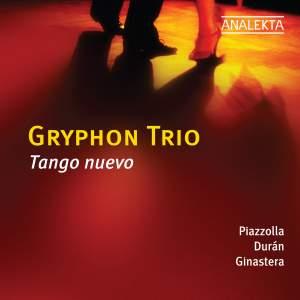 Gryphon Trio - Tango Nuevo