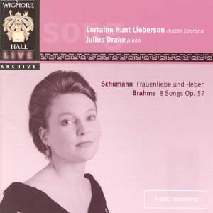 Lorraine Hunt Lieberson & Julius Drake