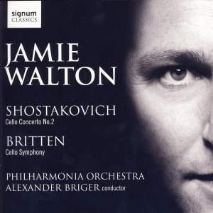 Shostakovich & Britten - Cello Concertos