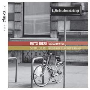 Schubert Music for Clarinet & Piano