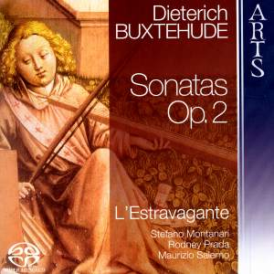 Buxtehude: Seven Trio Sonatas, Op. 2, BuxWV 259-265