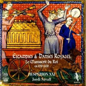 Estampies & Danses Royales - The King's Manuscript Product Image