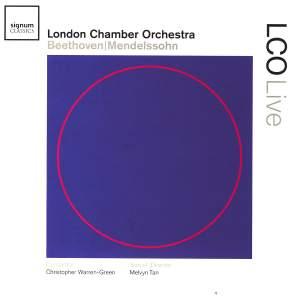 LCO 2 - Mendelssohn & Beethoven