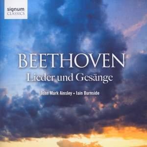 Beethoven - Lieder und Gesänge