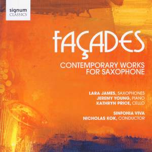 Façades - Contemporary Works for Saxophone