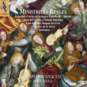Ministriles Reales - Royal Minstrels Product Image