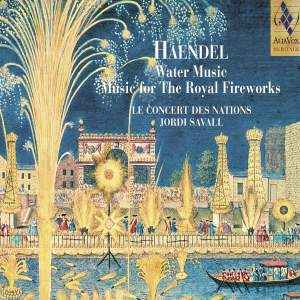 Handel - Water Music Suites