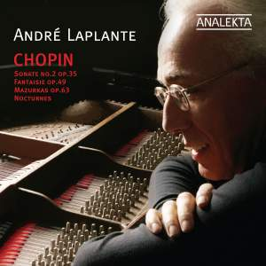 André Laplante plays Chopin Product Image