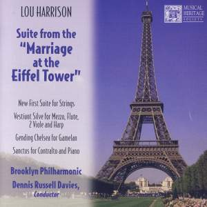 """Lou Harrison: Suite From The """"Marriage At The Eiffel Tower"""""""