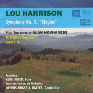 Alan Hovhaness: Symphony No. 2 & Lou Harrison: Symphony No. 2